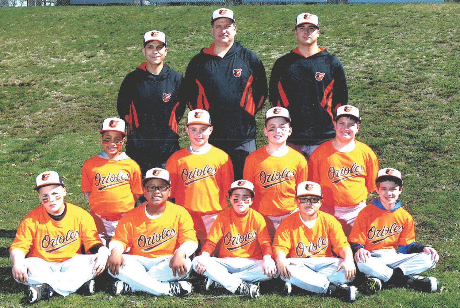 OUTSTANDING O'S: The Lions Club-sponsored Orioles recently staked claim to the Johnston Little League's 2018 Major Division Championship with a sparkling record of 17-3. The team includes: Kevin Biscelli, Christopher Civetti, Anthony DiIorio, Dylan Guernon, Dillon So, Dan Paris, Preston Marchesseault, Antonio Morales and Mason Caramante. Missing from photo are Tyler Holton and Christian Ferranti. The O's were managed by Robert Civetti and coached by Raphael Diaz and Anthony DiIorio. (Submitted photo)