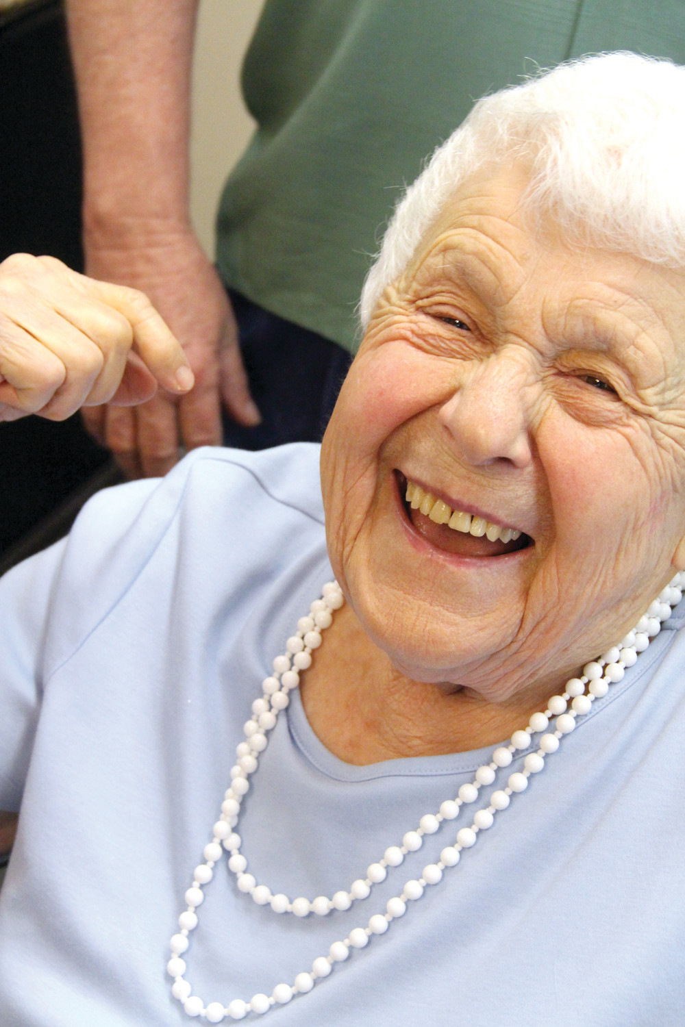 Teresa Romano will celebrate her 100th birthday on September 1.