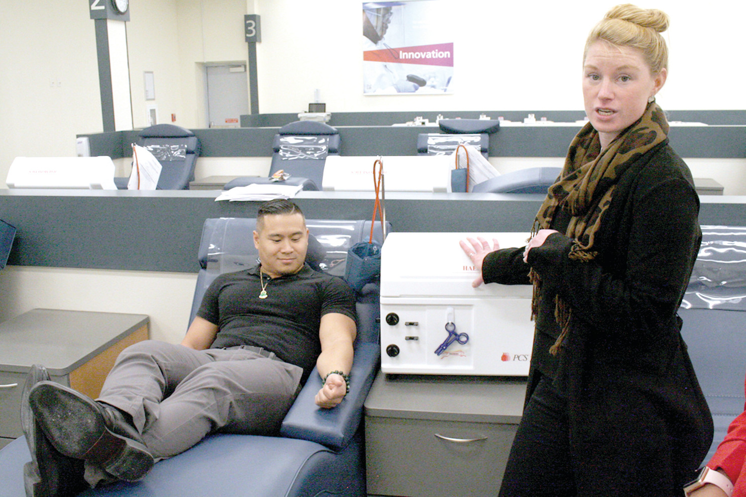 Plasma center seeks donors | Johnston Sun Rise