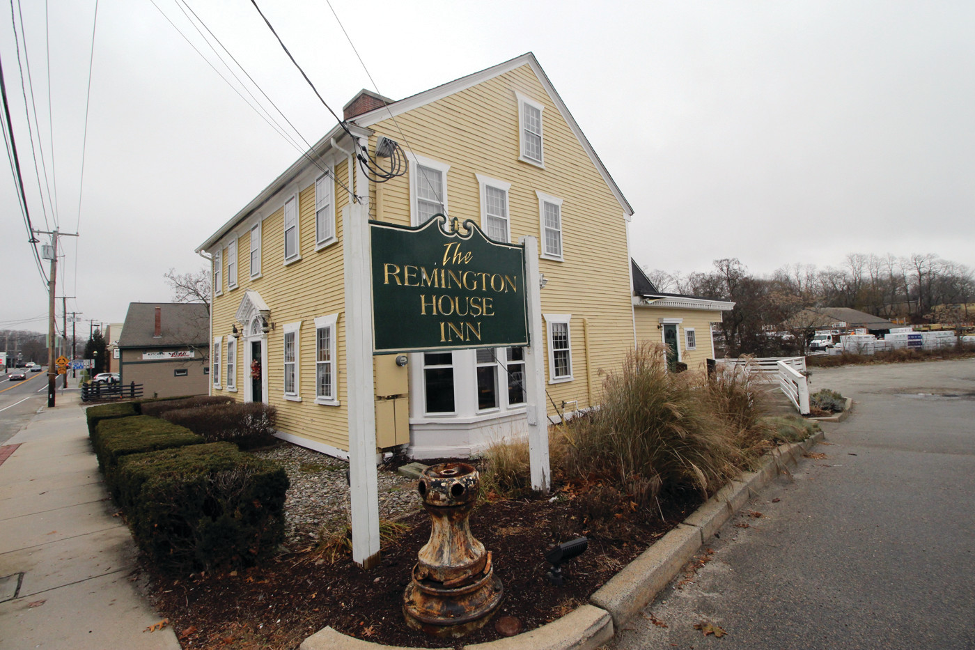 CLOSING SOON: The Remington House Inn announcedit will be closing on Friday, Nov. 30, much to the chagrin of its loyal patrons.
