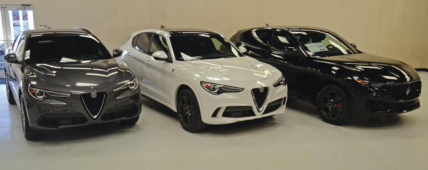 Herb Chambers Cadillac >> Chambers opens Maserati/Alfa Romeo dealership in Warwick   Warwick Beacon