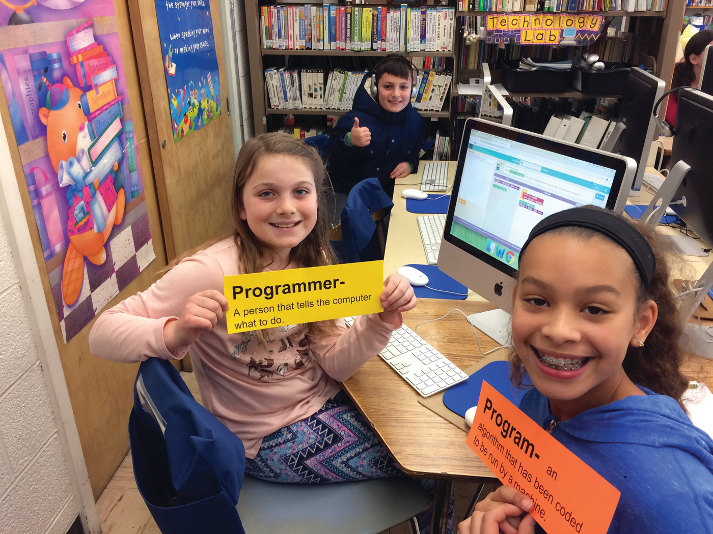 Hour of Code has the right moves for students | Cranston Herald