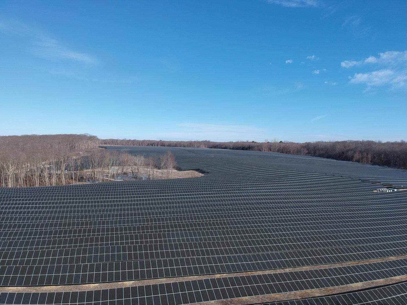 Solar freeze weathers initial challenge   Cranston Herald