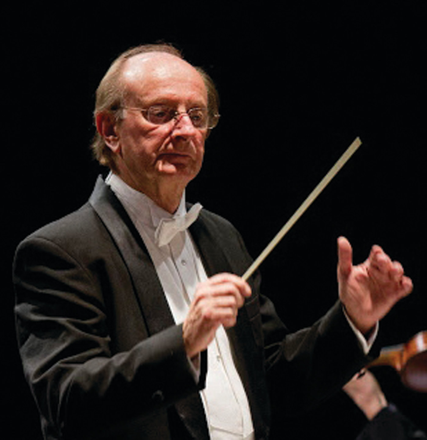 LEADING THE WAY: Conductor Edward Markward will lead the Chamber Orchestra of Barrington during its performance on Feb. 17.