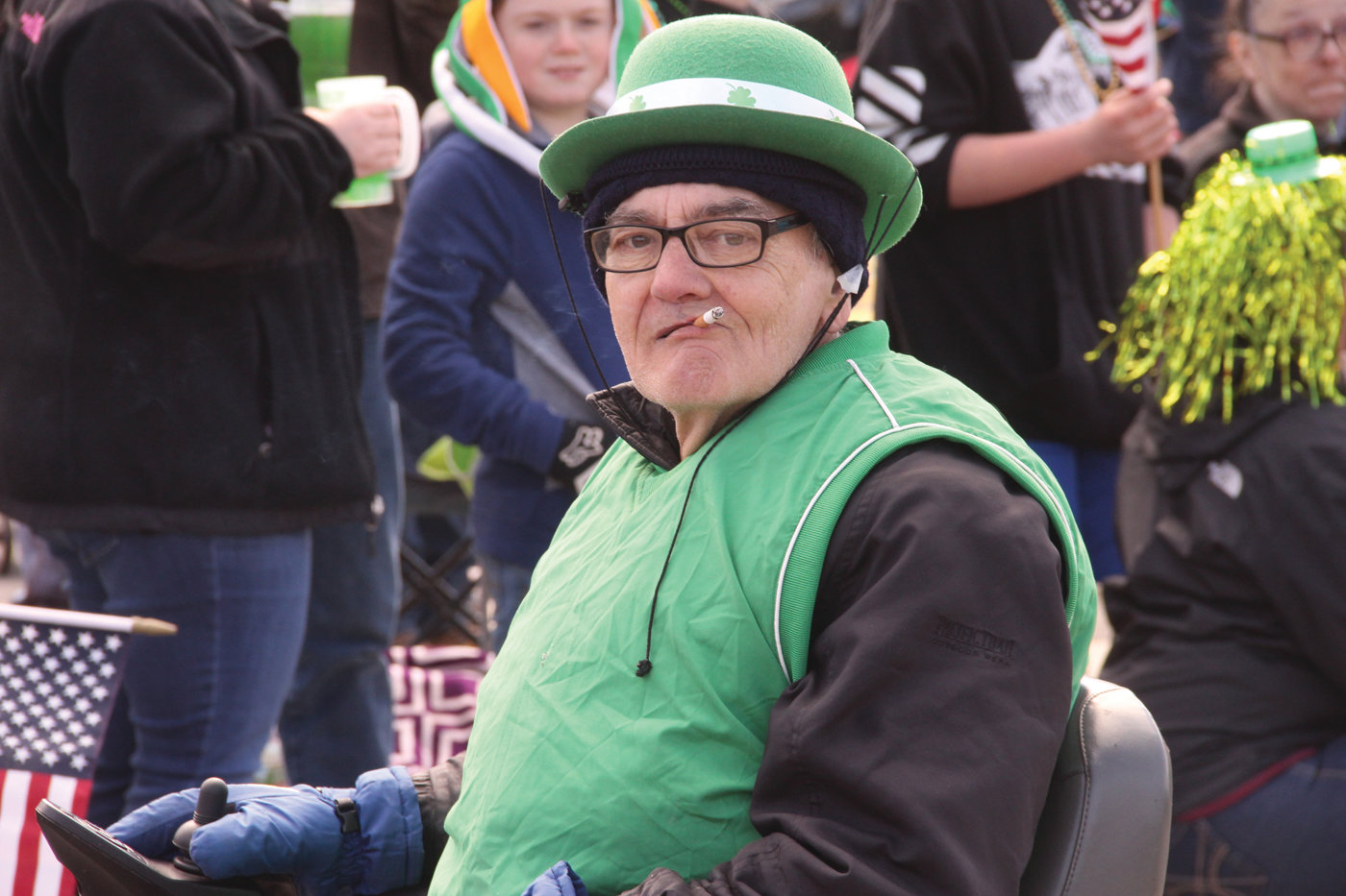 HIS OWN 