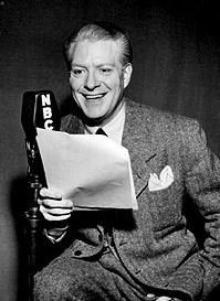 "LOCAL STAR: Johnston native Nelson Eddy was a favorite performer of Franklin D. Roosevelt. His credits include providing the voice of the singing whale in Walt Disney's film ""The Whale Who Wanted to Sing at the Met"" and starring in 1943's ""Phantom of the Opera."""