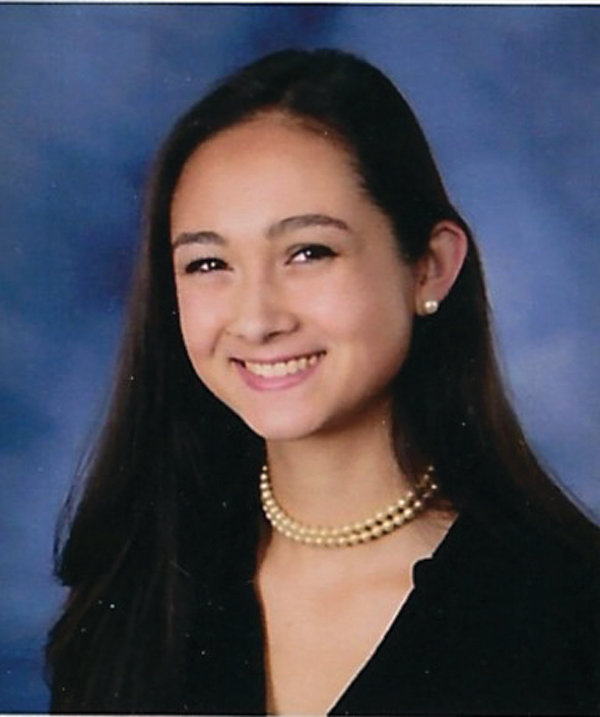 2. Lia Dietrich Lia Dietrich, salutatorian of the class of 2019, will attend Connecticut College in the fall. She remains undecided on a major.