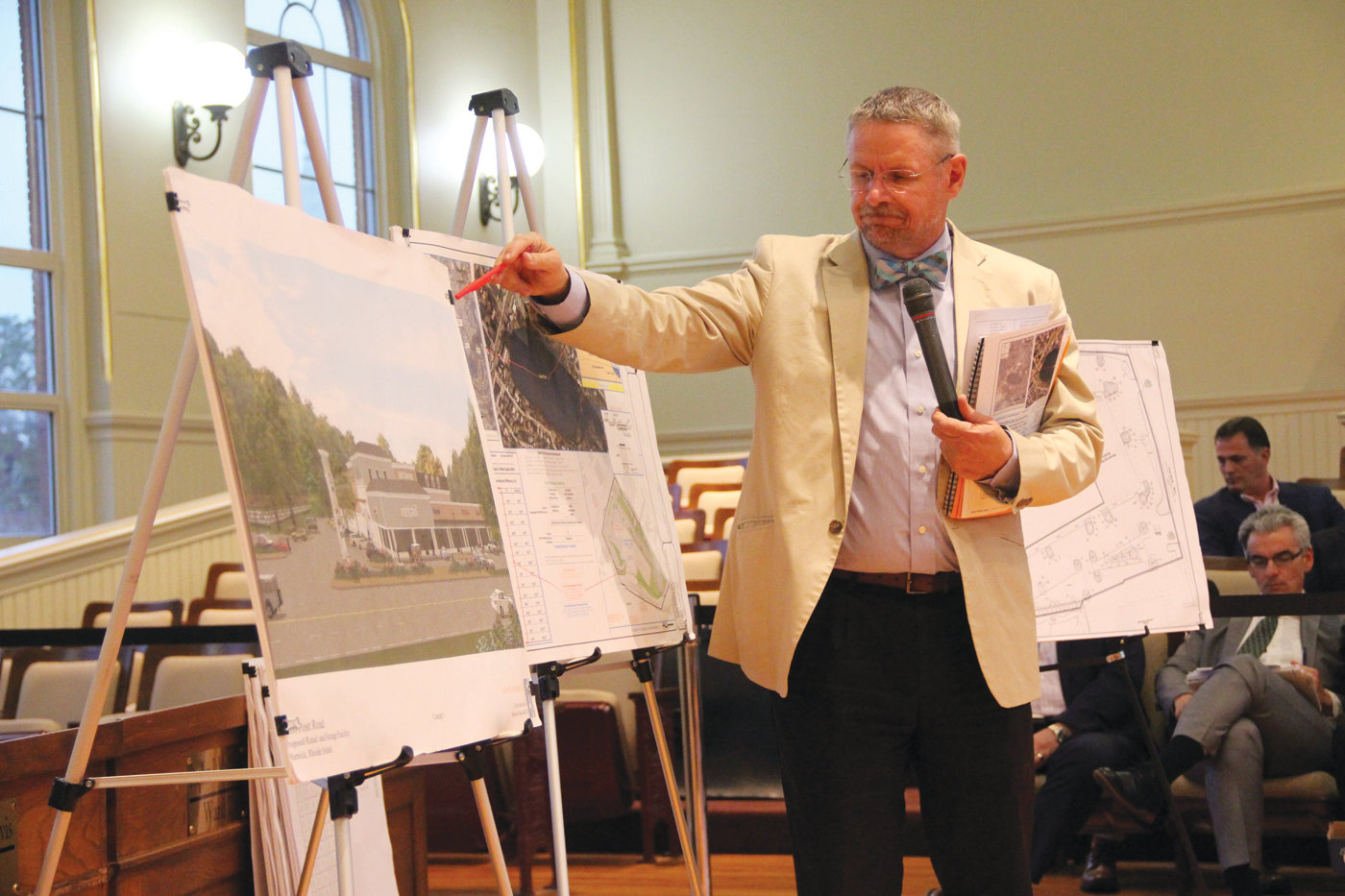 (Warwick Beacon photos)