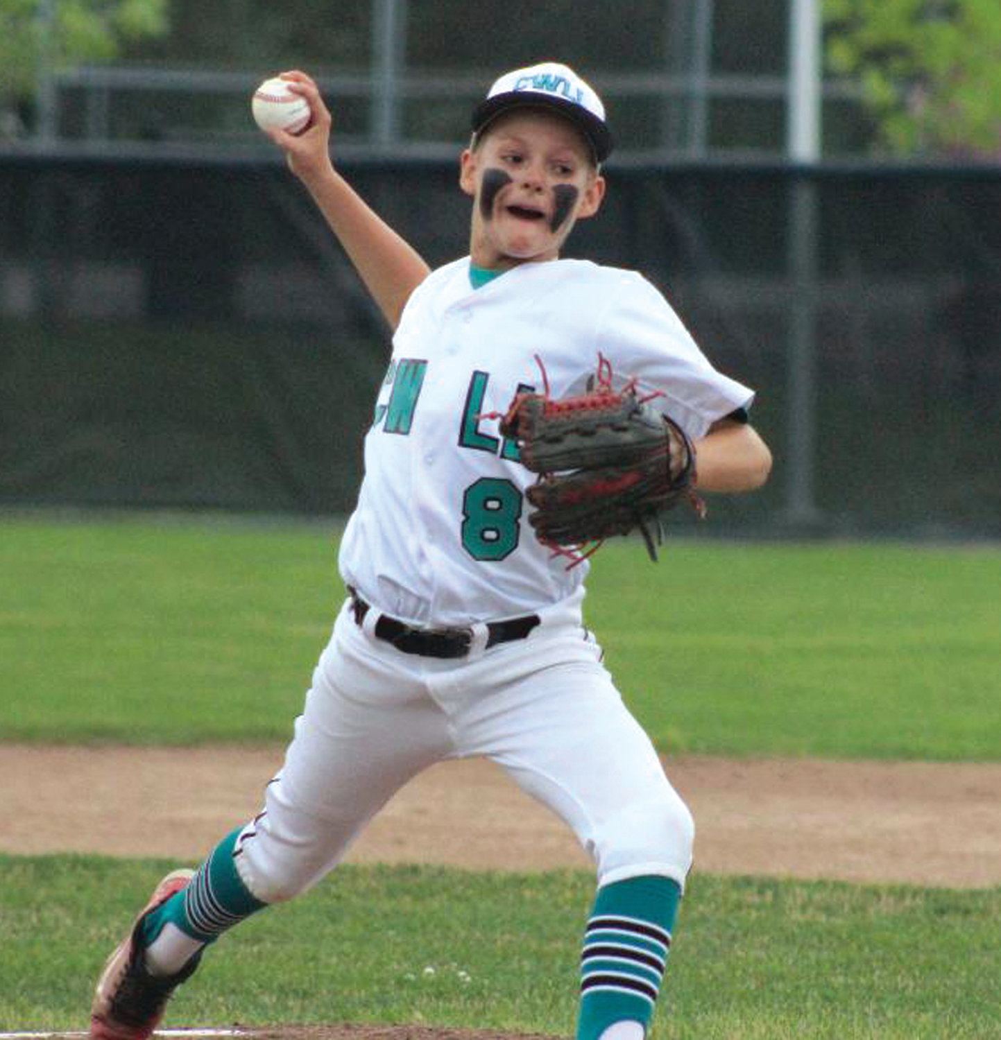 ON THE BUMP: CWLL's Jack Schmiedeknect.