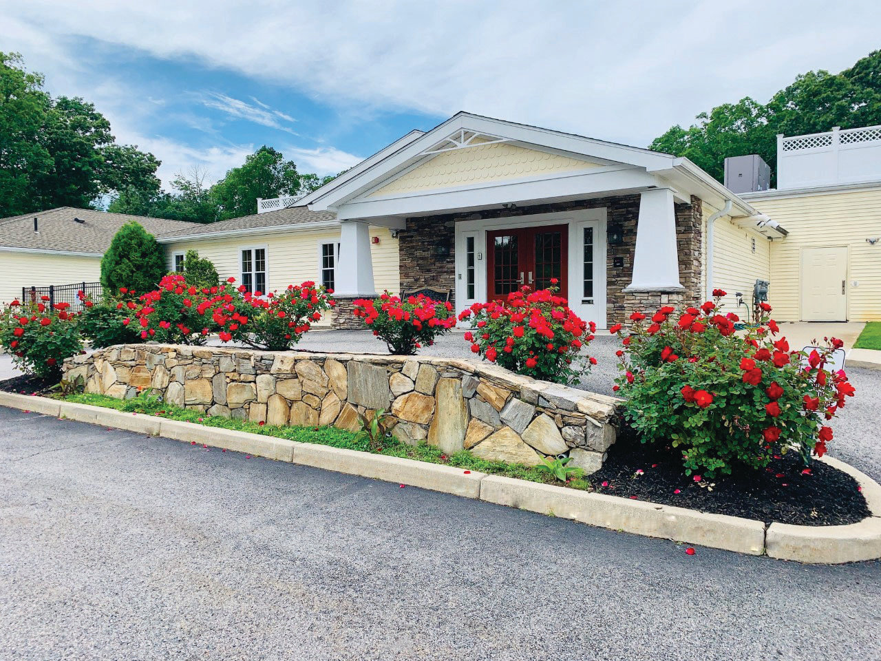 Briarcliffe Gardens Memory Care Assisted Living Residence on Old Pocasset Road in Johnston provides compassionate care and research-backed services to those with Alzheimer's Disease, dementia and other memory-loss conditions.