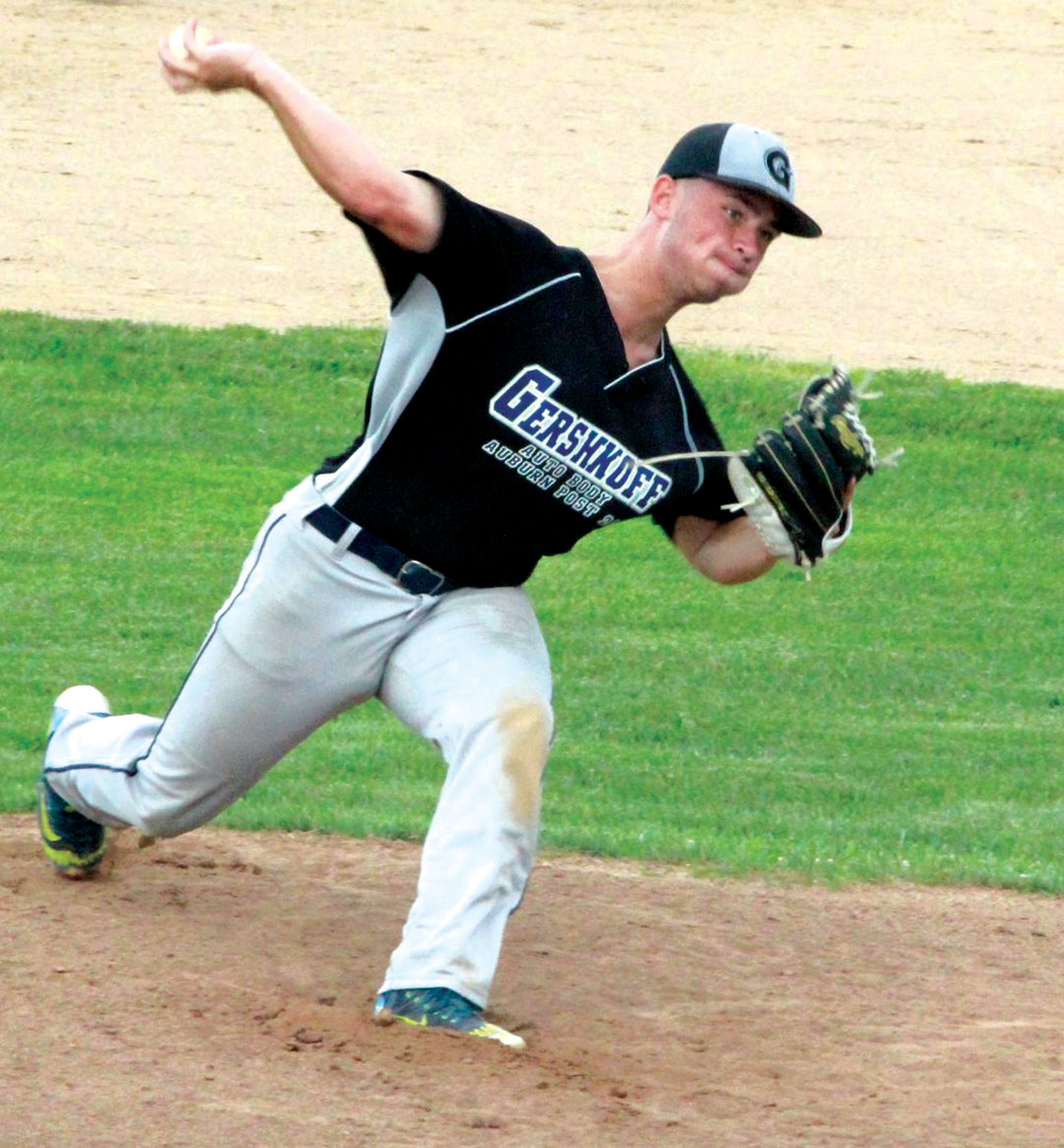 DEALING: Gershkoff's Andrew Clesas.