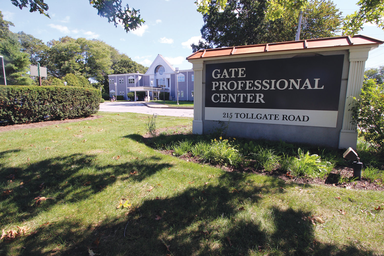 HOME OF NEW UNIT: Care New England new outpatient primary care practice for older adults is located at 215 Toll Gate Road, Suite 104.