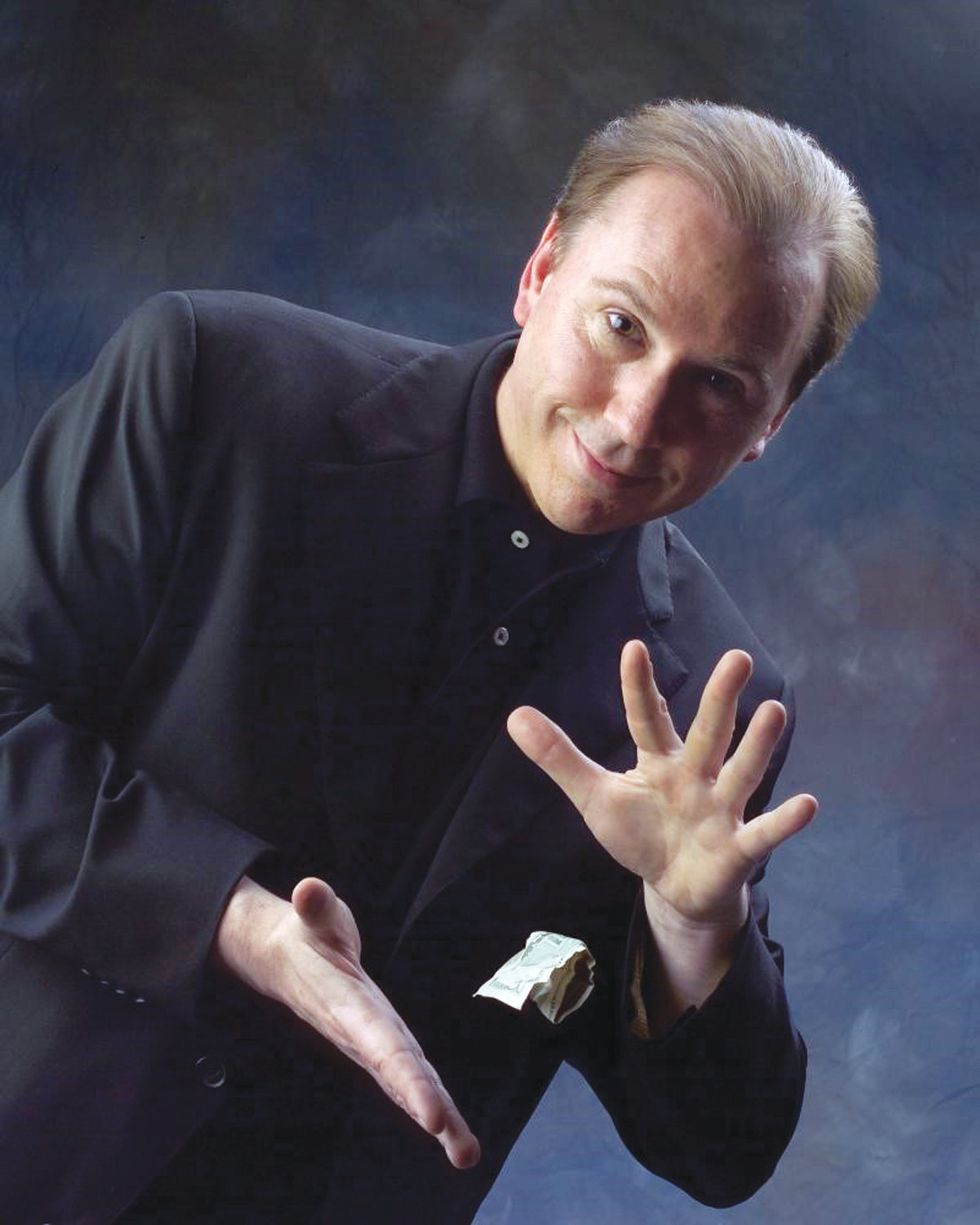 HOW DID HE DO THAT? Jared DuBois, a well-known magical entertainer and mentalist, will perform during this year's event.