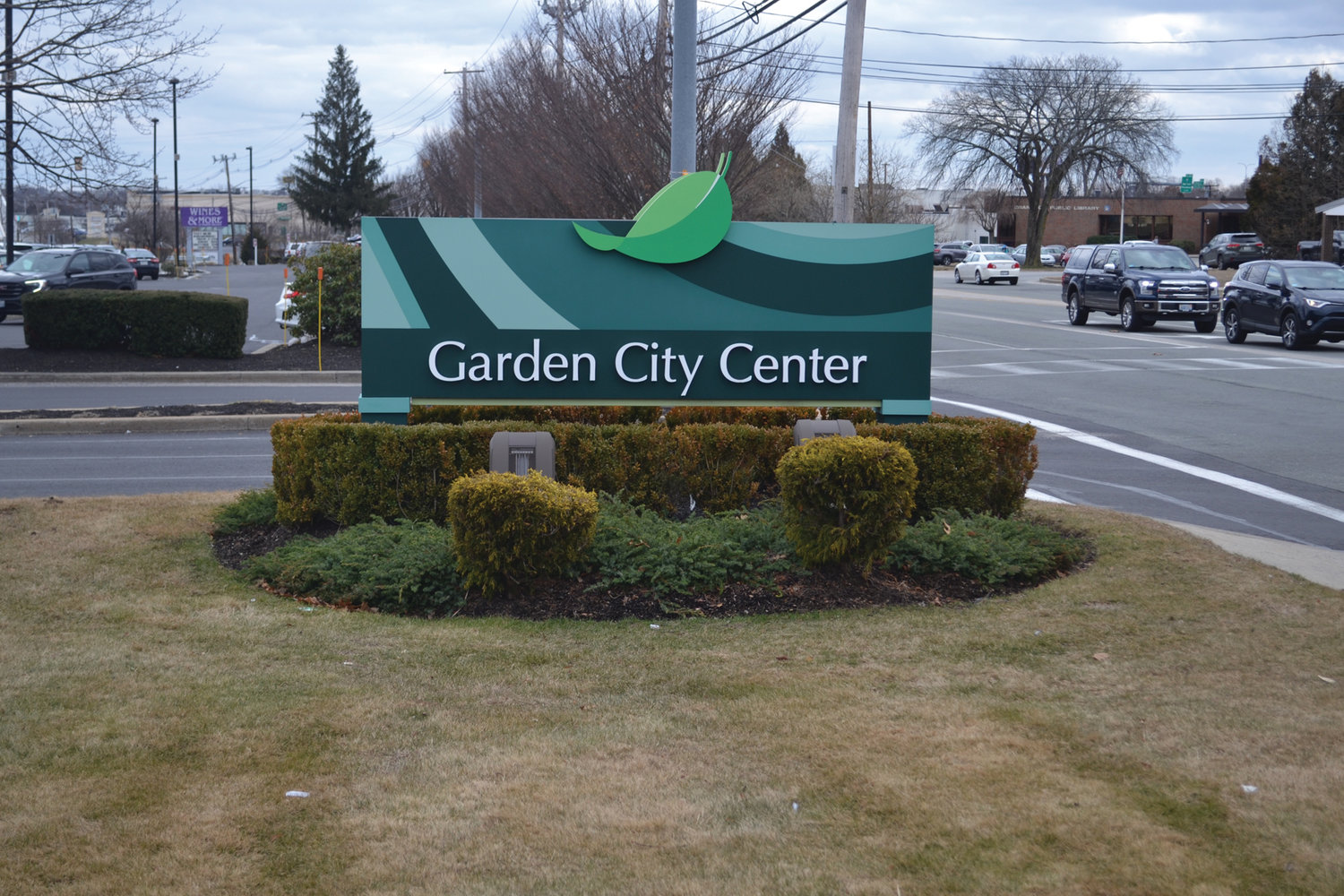 NEW CHAPTER: Garden City Center, which opened in 1948, has been acquired by a Massachusetts-based developer.