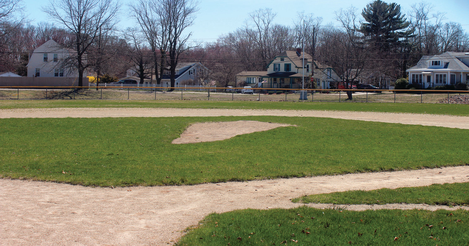 EMPTY DIAMONDS: Leagues like Warwick North are maintaining fields and staying prepared in the event circumstances allow the season to begin in the coming weeks.