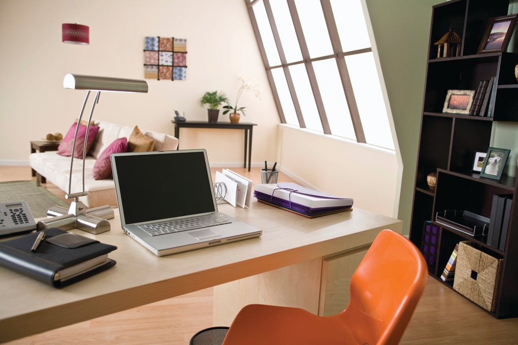Having a home office space has become a necessity for many since the start of the pandemic.