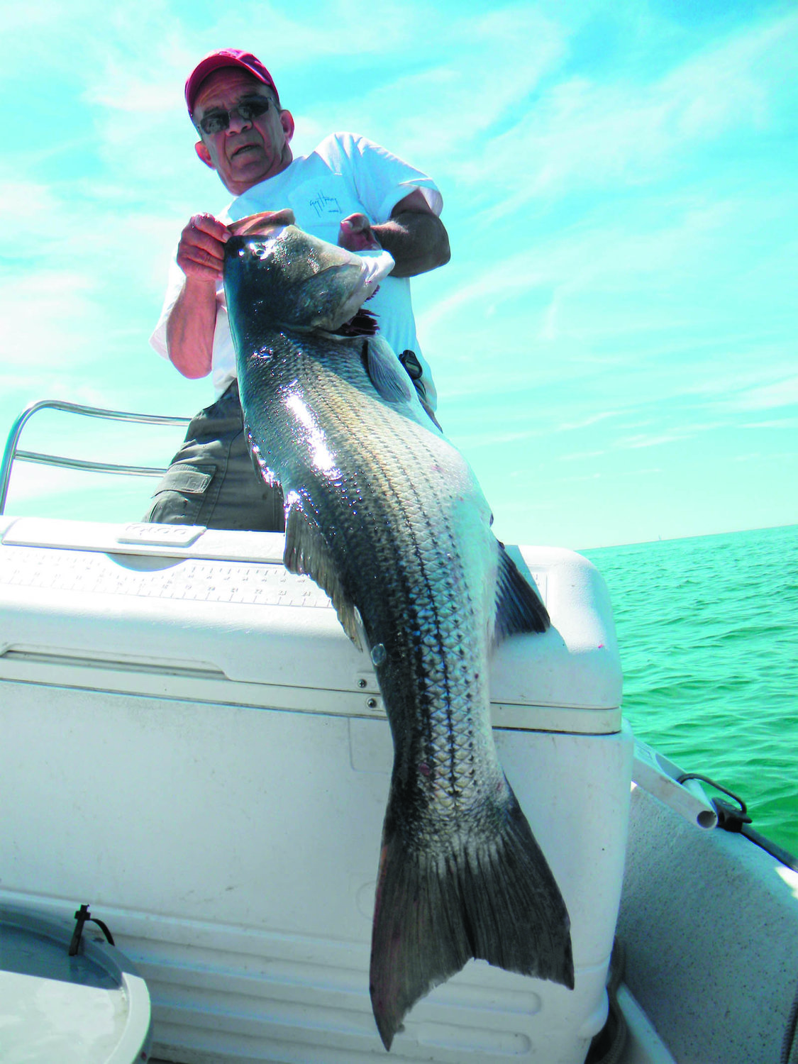 "SEMINAR: Charley Soares will speak about ""Successful Striper Fishing"" casting to striped bass with lures on Monday, Feb. 22, 7 p.m. at a RISAA online Zoom seminar. www.Register at www.risaa.org."